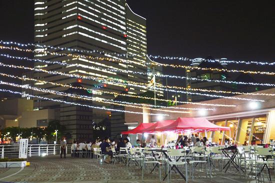 夜の横浜イメージ