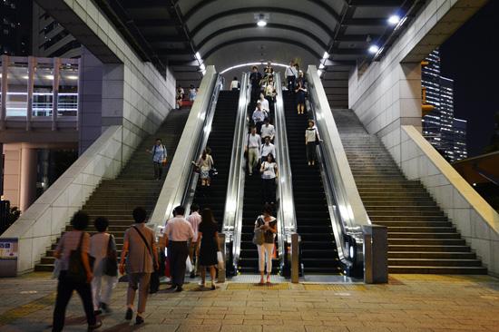 横浜駅のイメージ